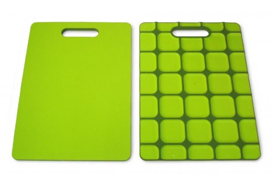 Пластиковые доски выпускаются комплектами разного цвета.