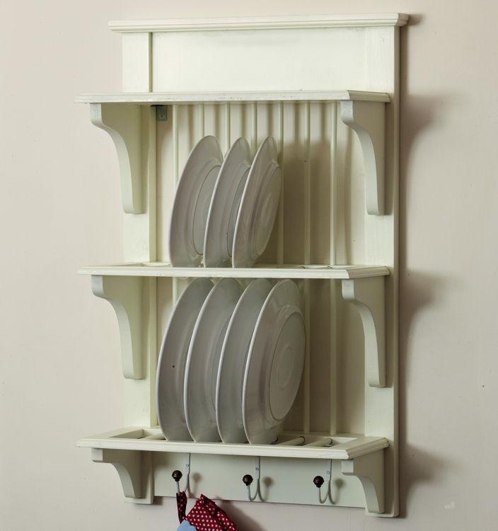 Навесная сушилка для посуды