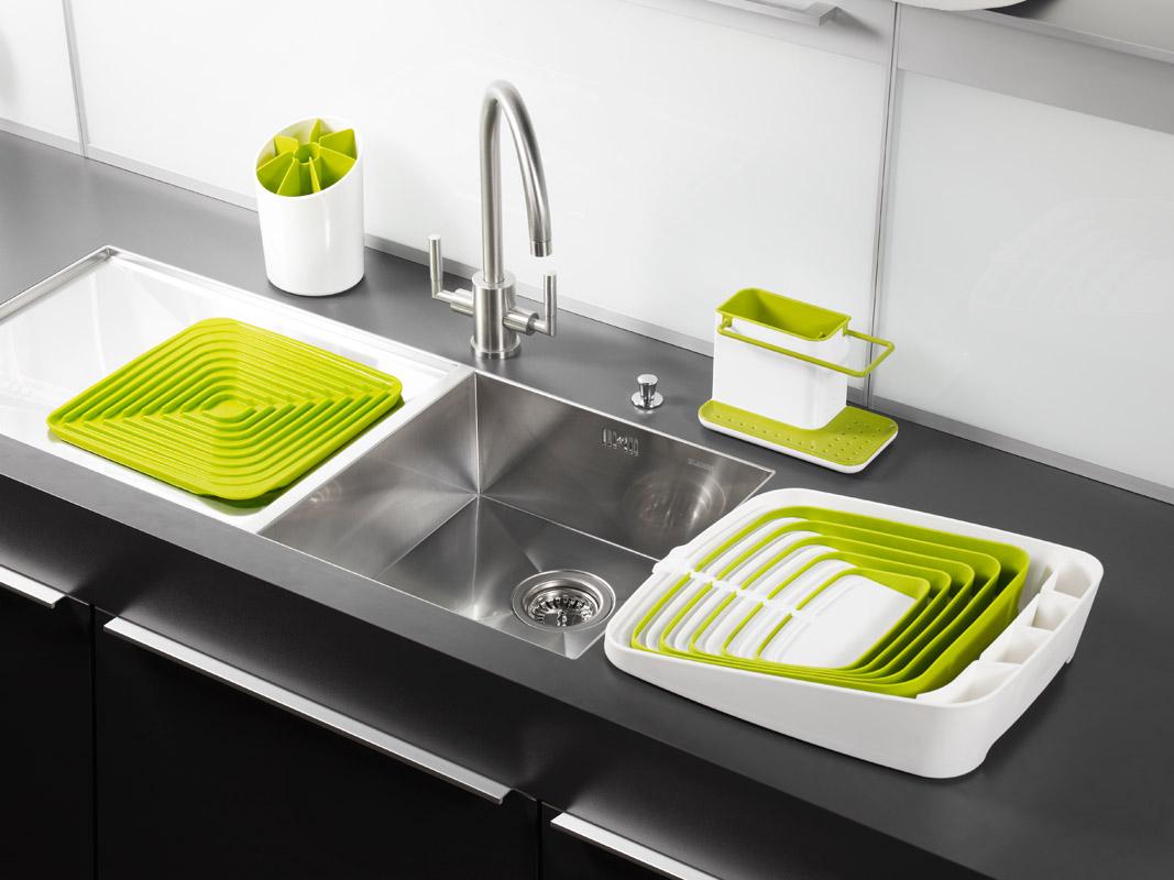 Гибкая сушилка для посуды