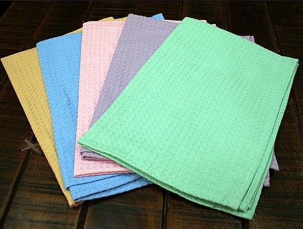 Вафельное полотенце – это необходимый аксесуар для кухни