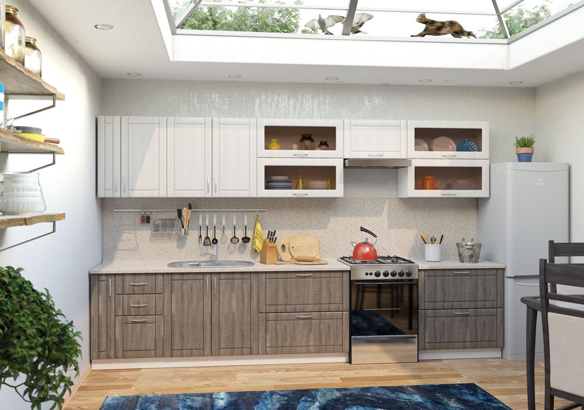 Модульные кухни отлично сочетаются с любым стилем.