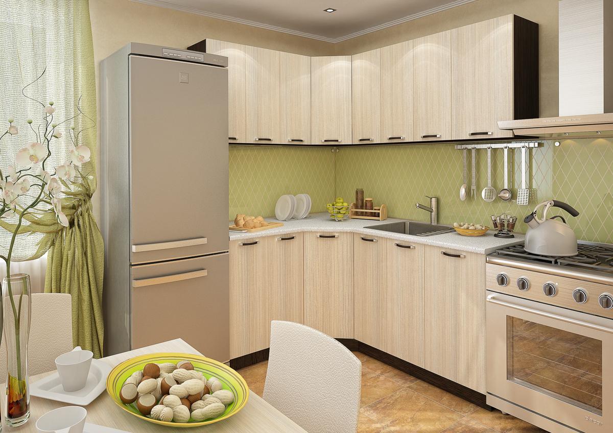 Кухонные модульные системы - компактны и многофункциональны.