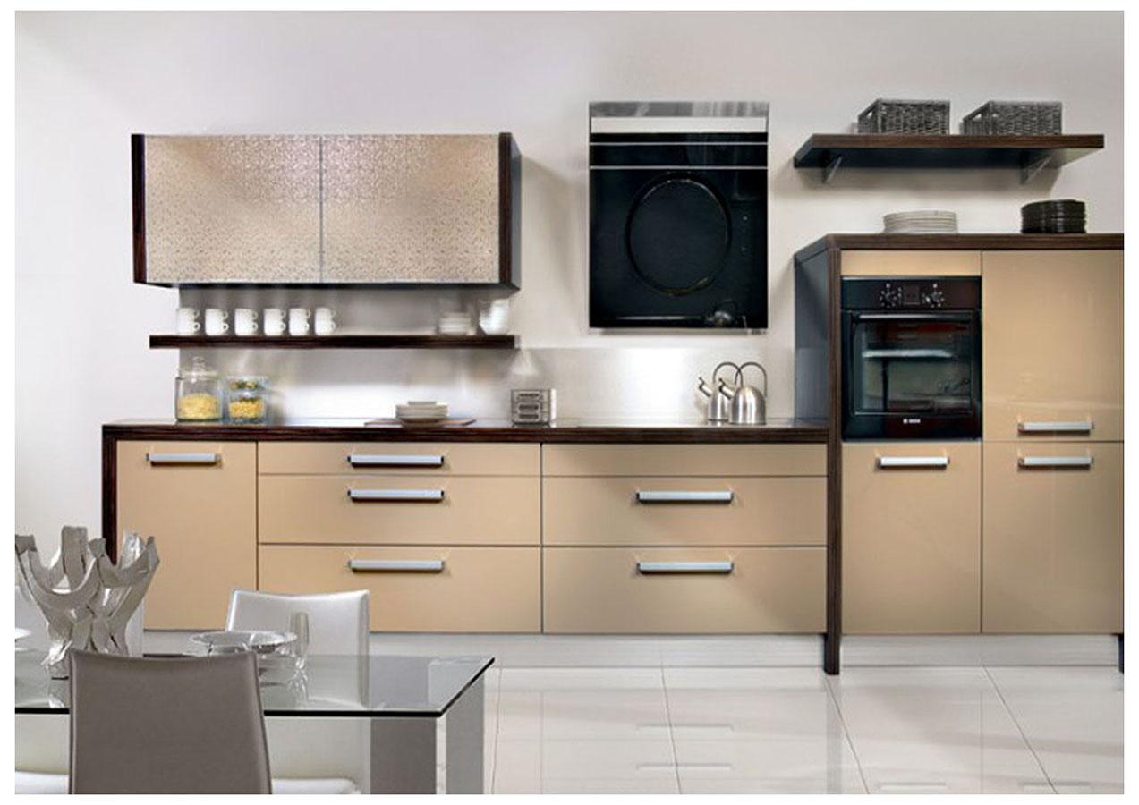 Модульная кухня в стиле Модерн