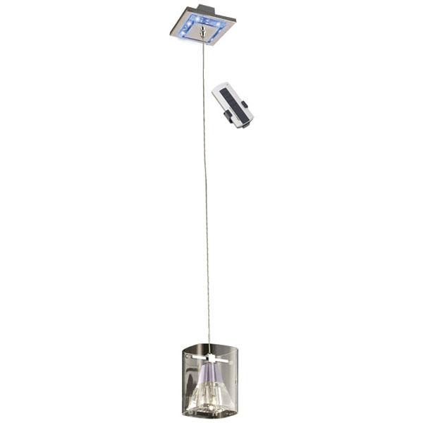 Подвесной светильник с пультом управления – необычная и максимально удобная конструкция