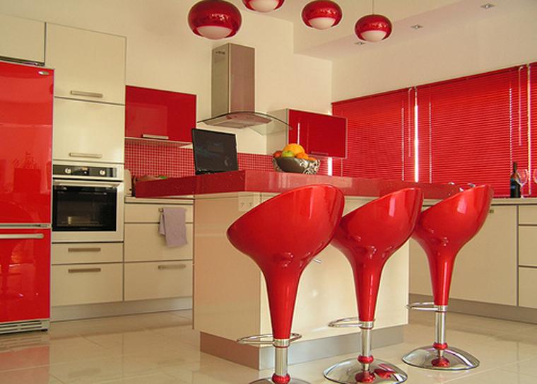 Очень важно правильно спроектировать гарнитур как технически так и художественно.