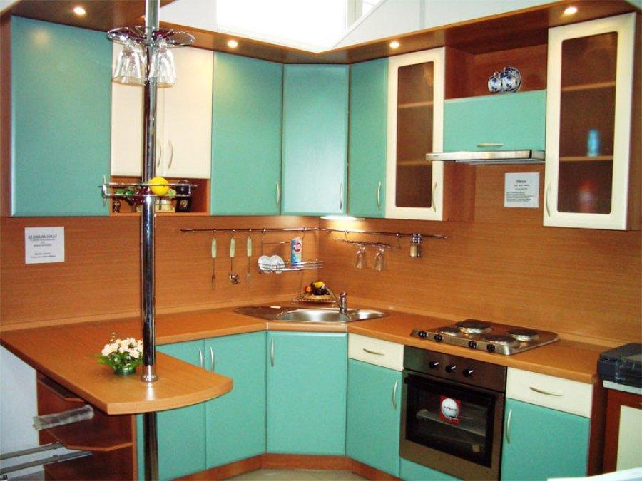 Угловые раковины - это оптимальный выбор для малогабаритных кухонь