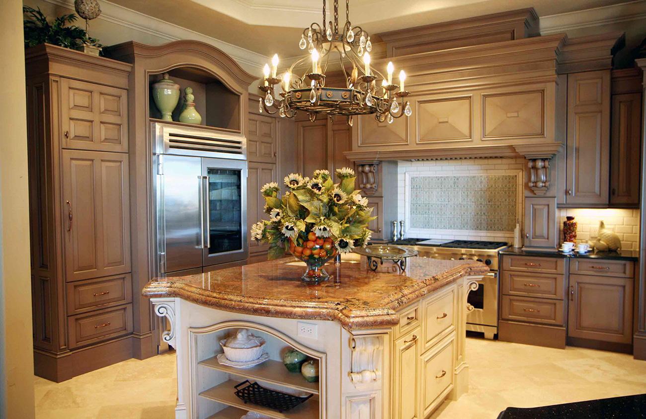 Люстры для классической кухни фото