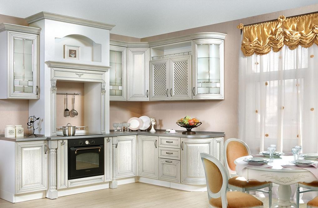 Кухня в стиле классика – это добротность материалов и эстетика форм