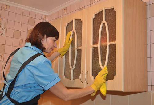 Тщательная уборка помещения – надежная профилактика.