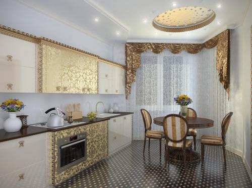 Арт-деко – это богатая манера дизайна помещения