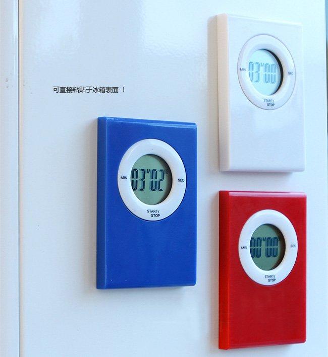 Кухонный таймер магнит на холодильник – всегда под рукой