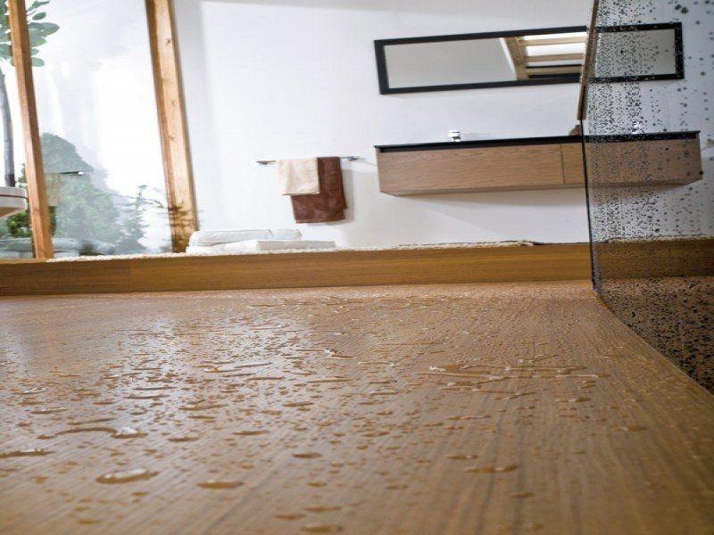 Водостойкий ламинат: фото говорит само за себя!