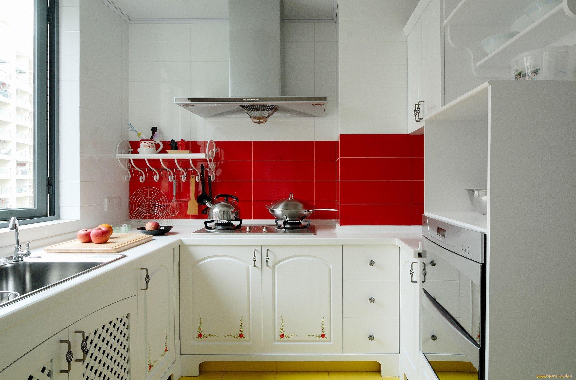 Схемы кухни для хрущевки