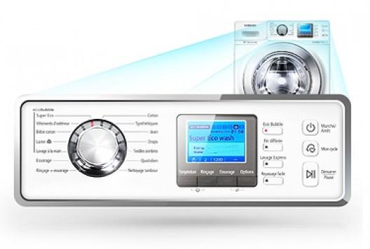 Электронное управление стиральной машиной