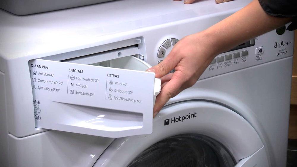Правильно выбранной стиральной машиной комфортно пользоваться