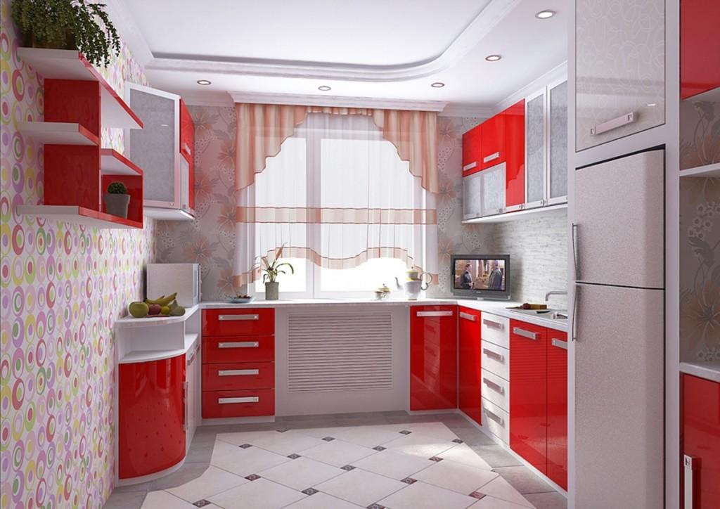 Дизайн кухни 7 кв.м фото 2015 современные идеи