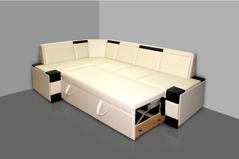 Кухонный диван с механизмом трансформации - дельфин.