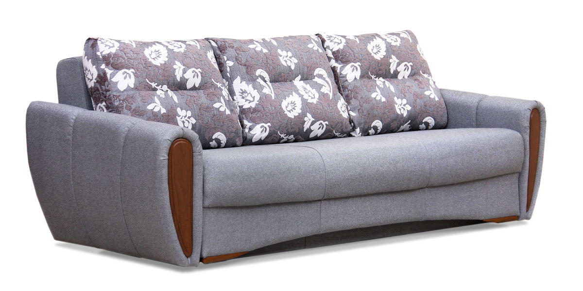 Надежный и простой диван «еврокнижка»