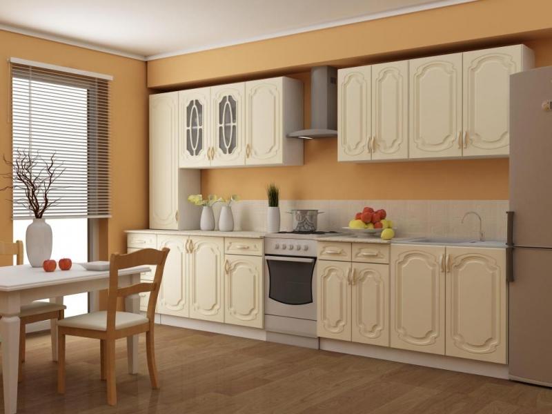 Комфортная и удобная кухня Настя