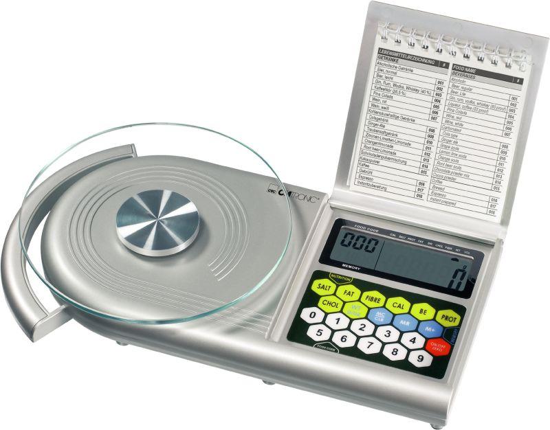 Весы с автоматическим подсчетом калорий