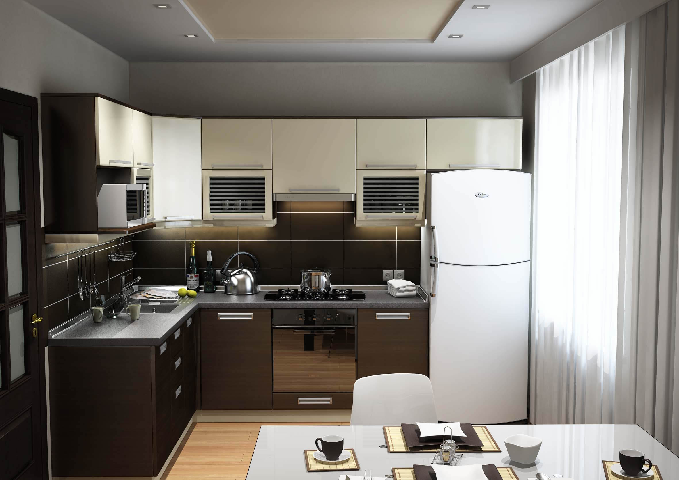 Интерьер кухни фото дизайн
