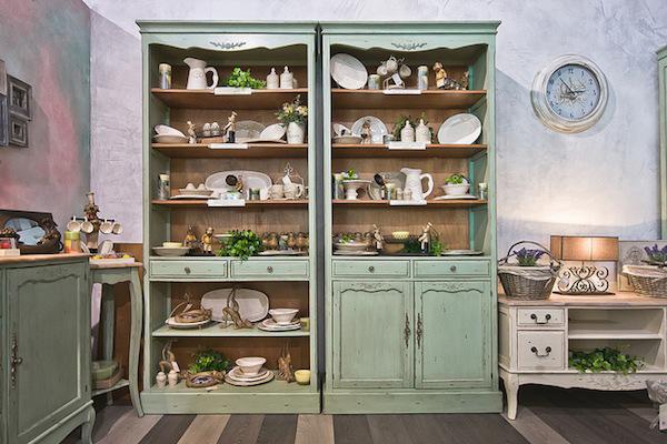 """Мебель для кухни в стиле """"Прованс"""""""