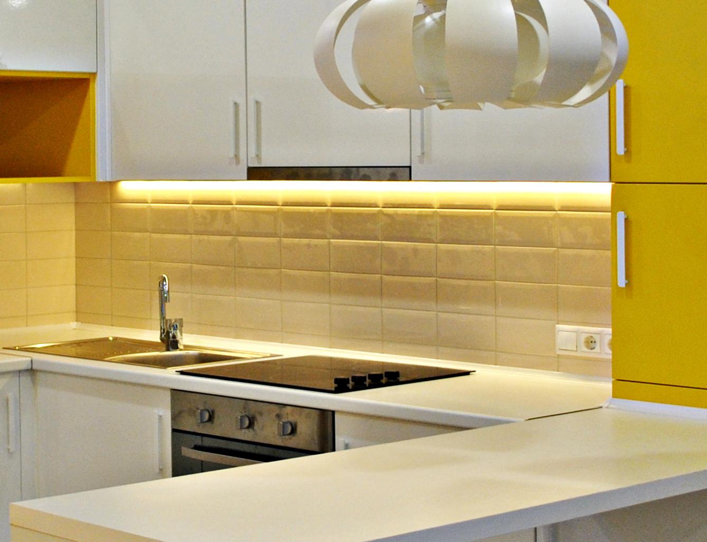 Светодиодная подсветка для кухни рабочей зонСтул раскладной