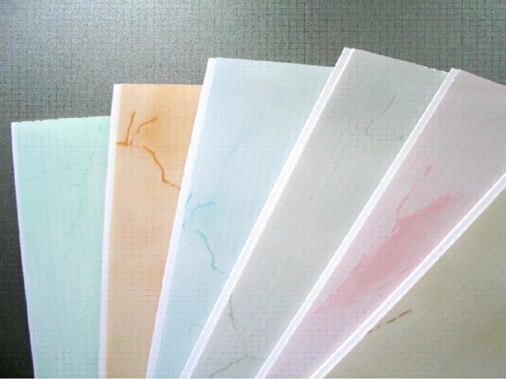 Пластиковые панели для стен и потолка