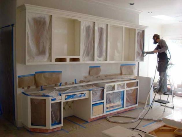 Обновить фасад кухонного гарнитура