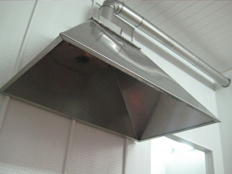 Зонт для вытяжной вентиляции своими руками