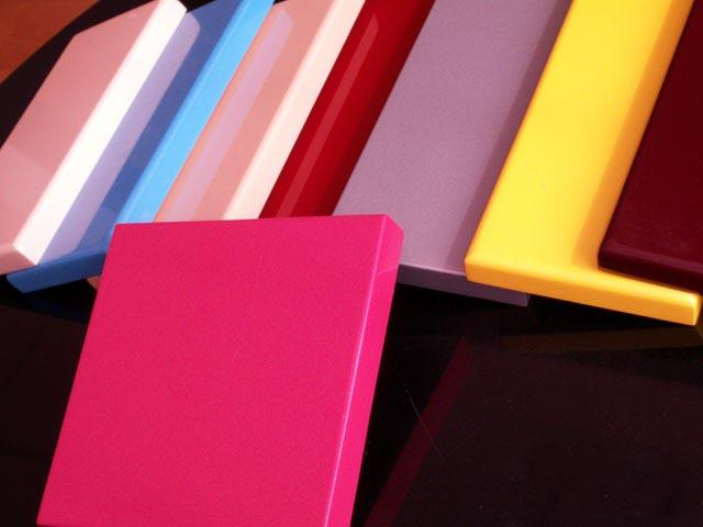 Цветовая палитра для эмалированных фасадов из МДФ