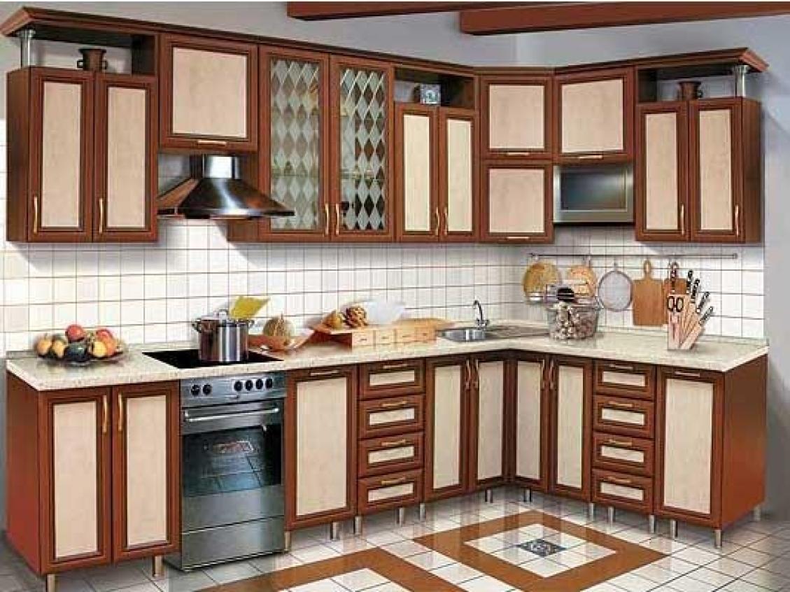Рамочный кухонный фасад из МДФ