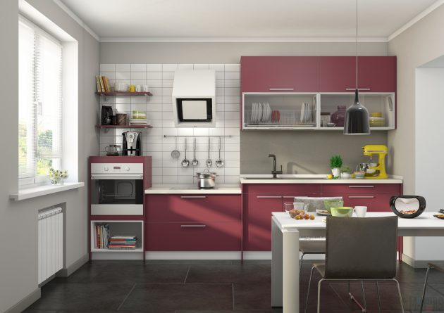 Кухня Interium Модерн 09