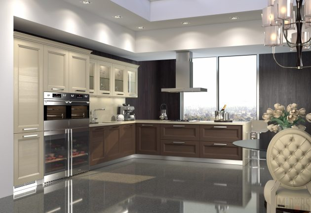 Кухня Interium Модерн 22